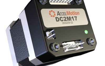 Nieuw: AMS AccelMotion DC2M17