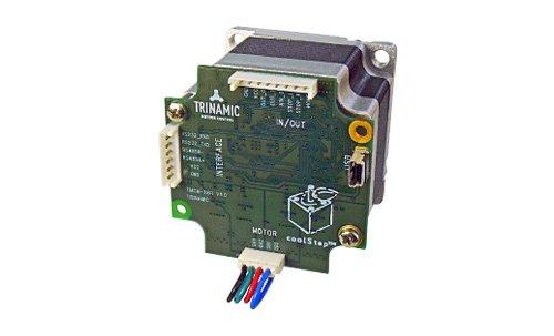 Trinamic geintegreerde driver controller PD 57 1161 60